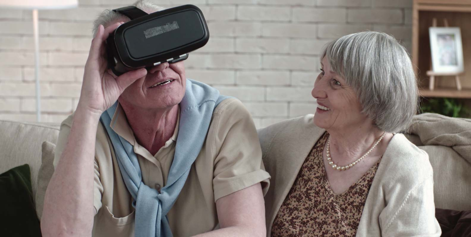 Virtual Time Travel Therapy For Dementia