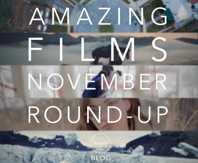 #AmazingFilm November Round-up