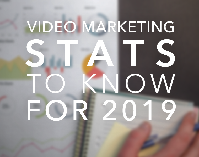 Video Marketing: 10 Stats You Need to Know in 2019