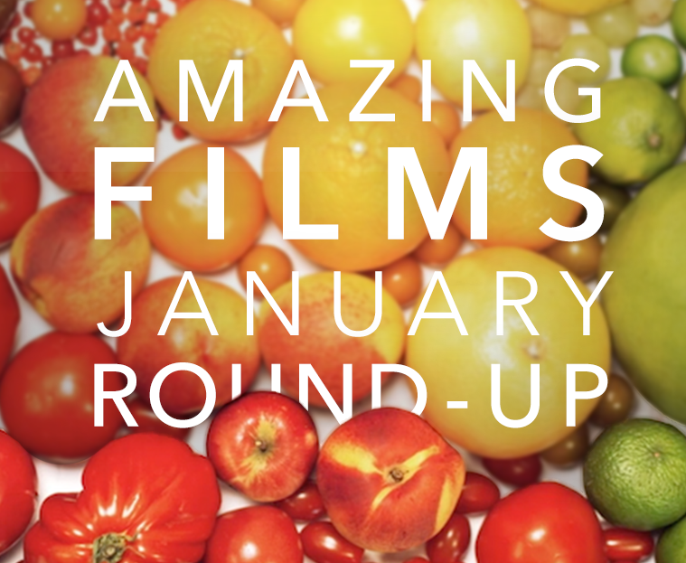 #AmazingFilm January Round-up
