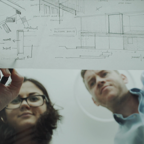 still from KTB Architecture video