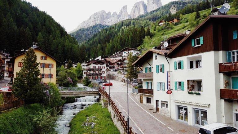 Val Di Fassa 5 (Drone)
