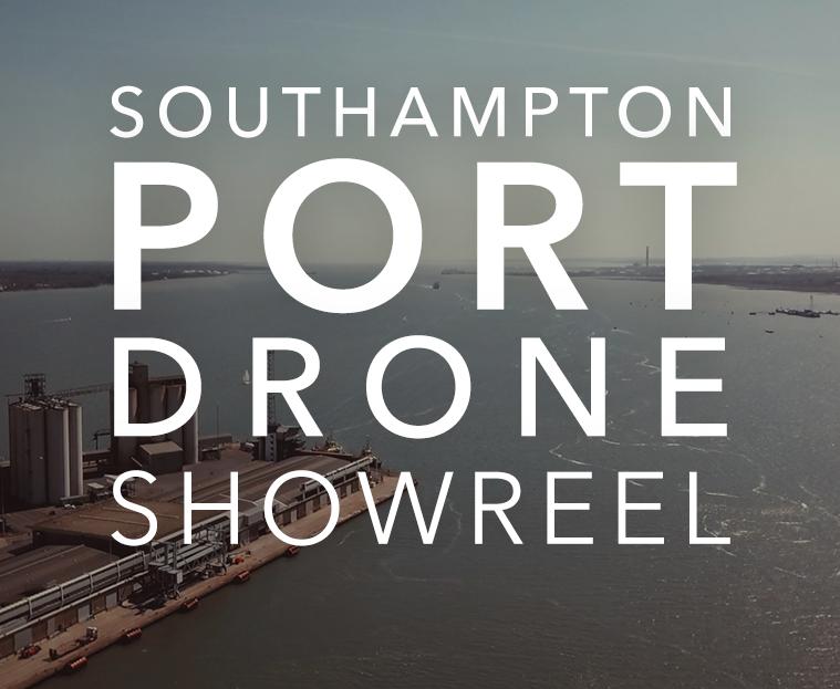 Southampton Port Drone Showreel
